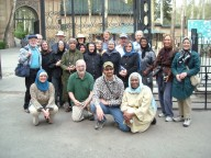 April 09 NEW Iran Travelers